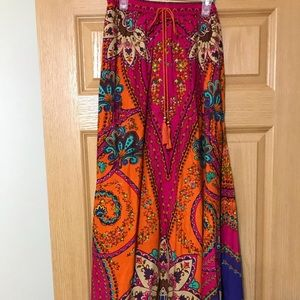 Soft Surroundings Maxi Skirt